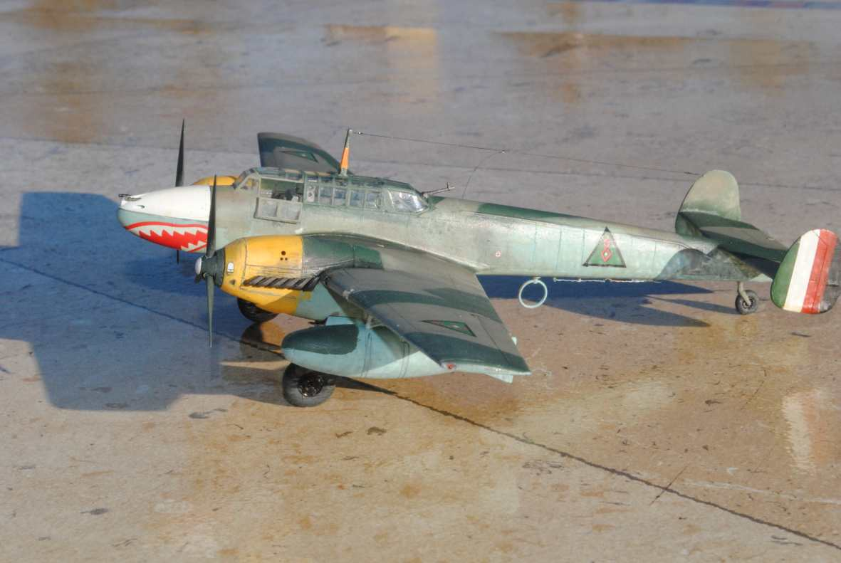 Bf 110 C D E 483873Bf110Eirak