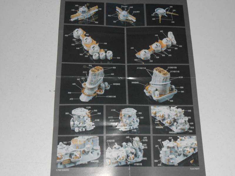 Yamato 1/700 fujimi 483996Yamato700009