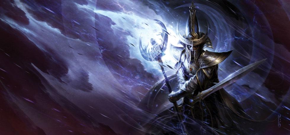 Sword of Caledor de William King 484776Teclisbig