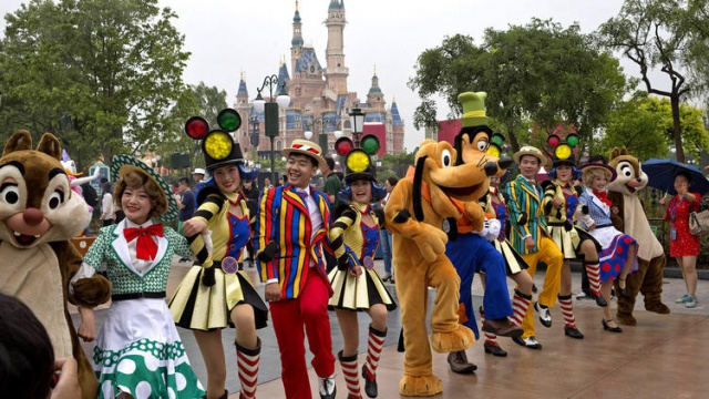 Shanghai Disney Resort en général - le coin des petites infos  - Page 3 484787W154