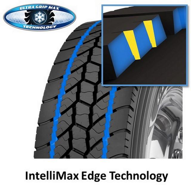 Goodyear Ultra Grip Max améliore la mobilité des flottes en hiver 484798IntelliMaxEdgeTechnology