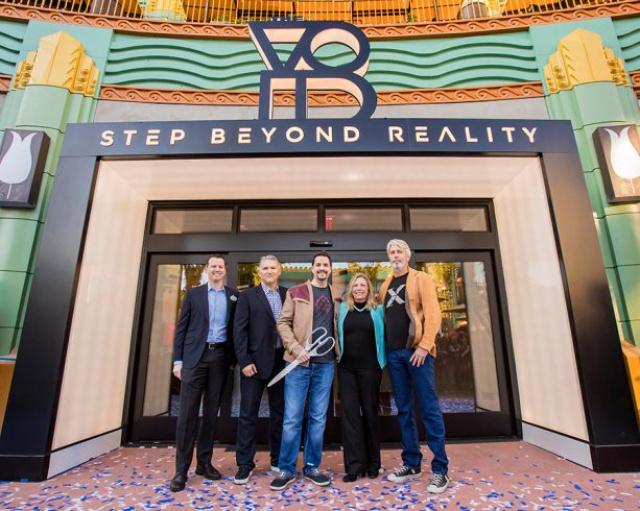 [The VOID] Expérience d'hyper réalité virtuelle proposée entre autre à Disney Springs et Downtown Disney District (depuis 2017) 486277w757