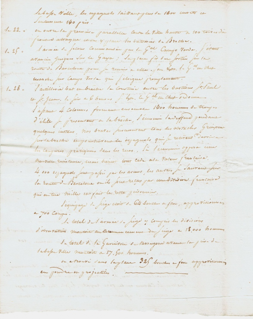 la campagne d'Espagne 1808 - 1814 486379scan31