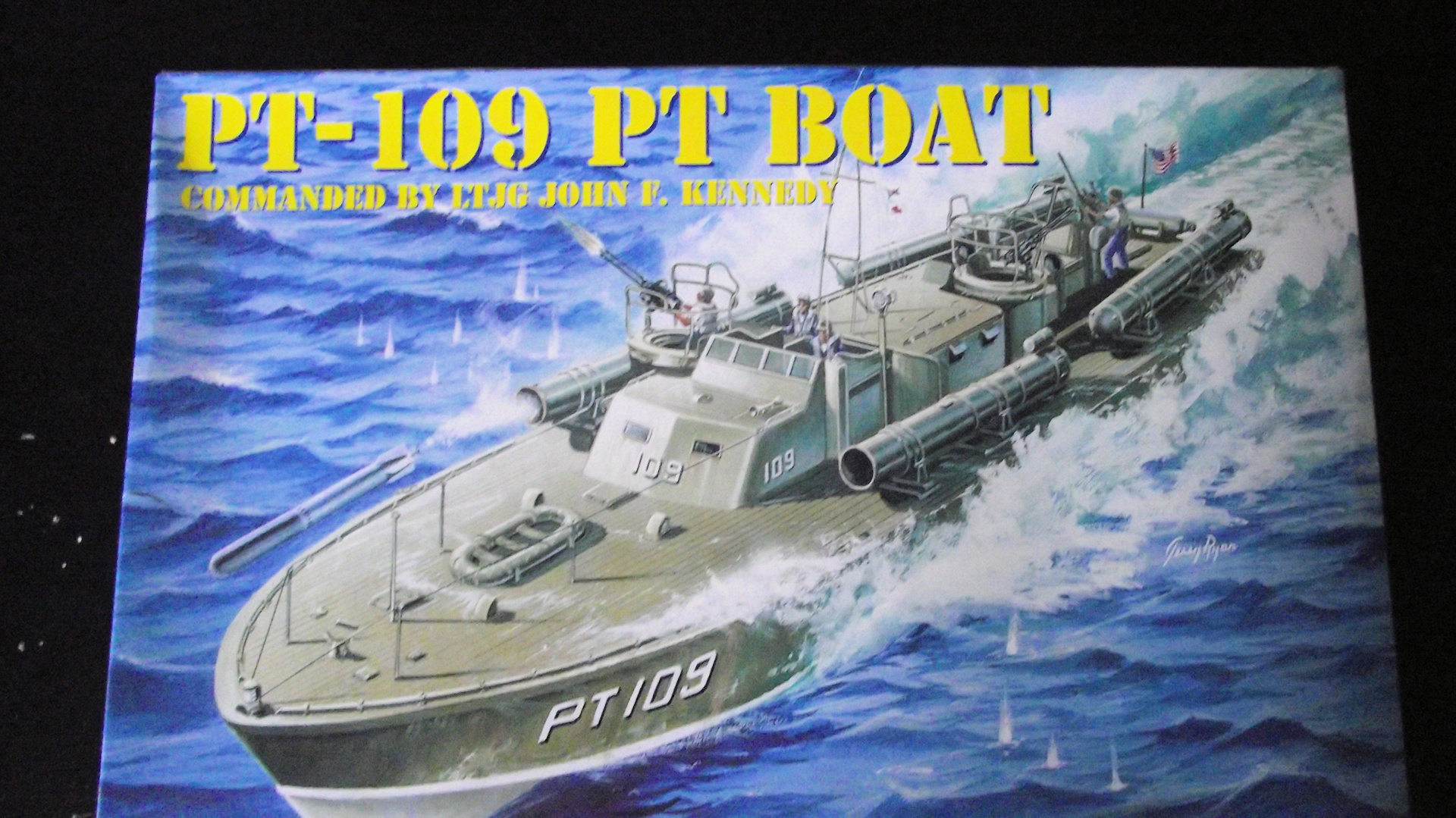 PT 109 Revell au 1x72 487154PT1091