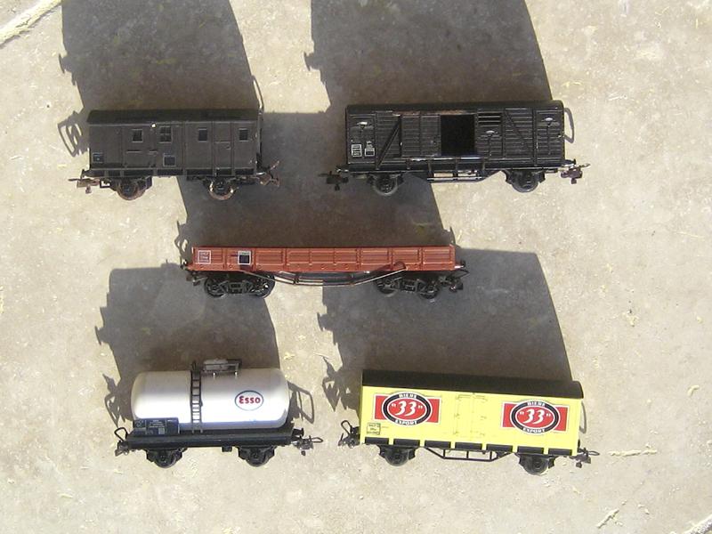 Vieux modèles ferroviaires Ho 487250Ferrov201603245