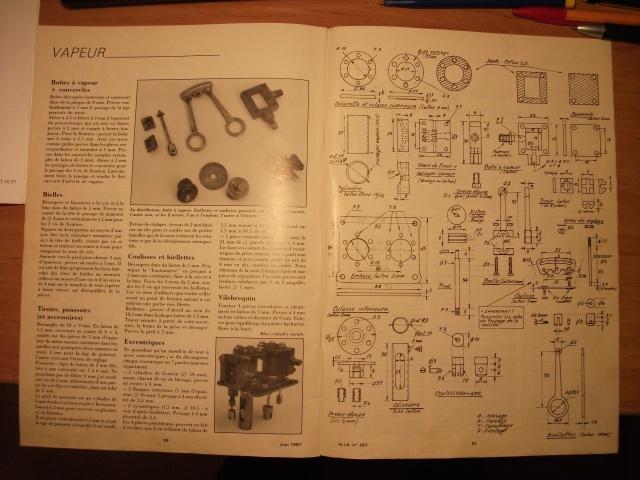 Pelle mécanique à vapeur, cables et crémaillère 487844003