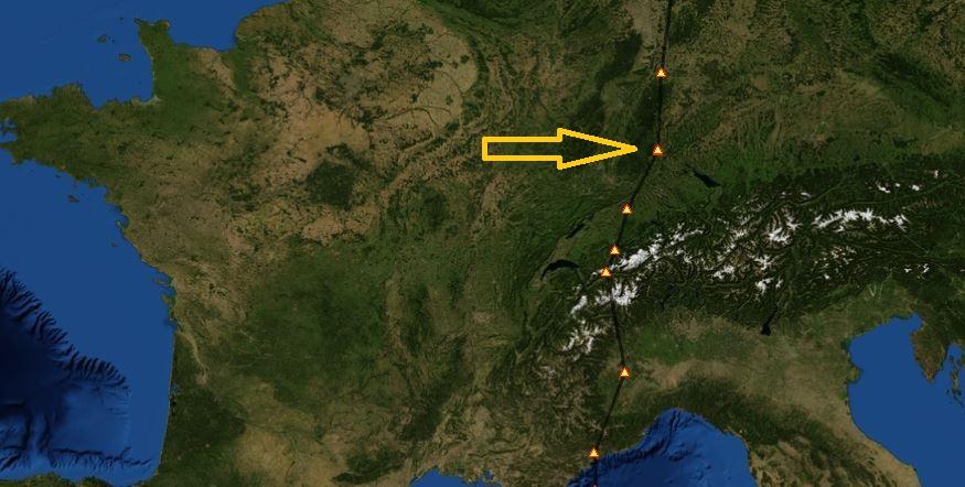 Le rapport du Périple France-Norvège 488030Capture