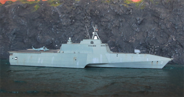 USS Independence (LCS-2)  1/700 488530IMG0519