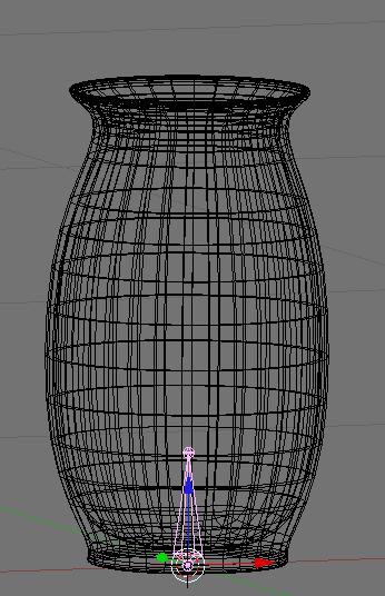 [Apprenti] [Blender 2.4 à 2.49] Créer et intégrer son premier mesh de A à Z / 8-Remplacement du mesh d'origine dans Blender 4886562316