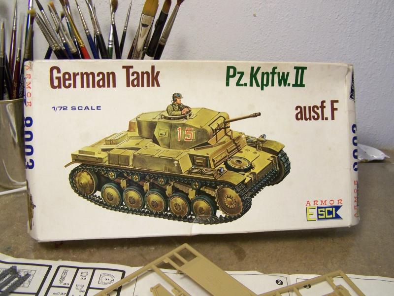 Panzer 2 auf F Africa Korps 1941  (Terminé) 4888341005361