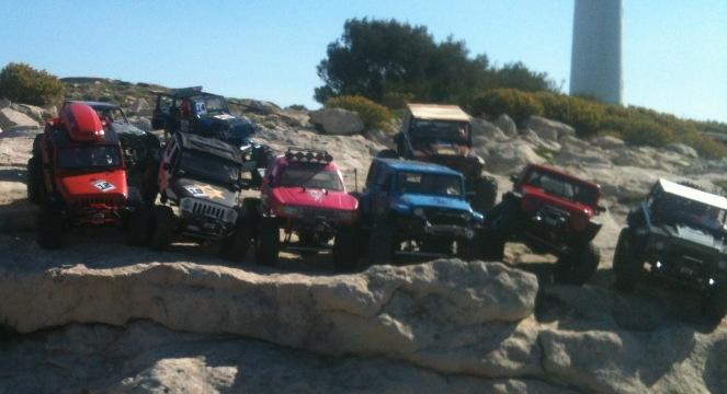 AXIAL SCX10 Jeep US NAVY 48911319041
