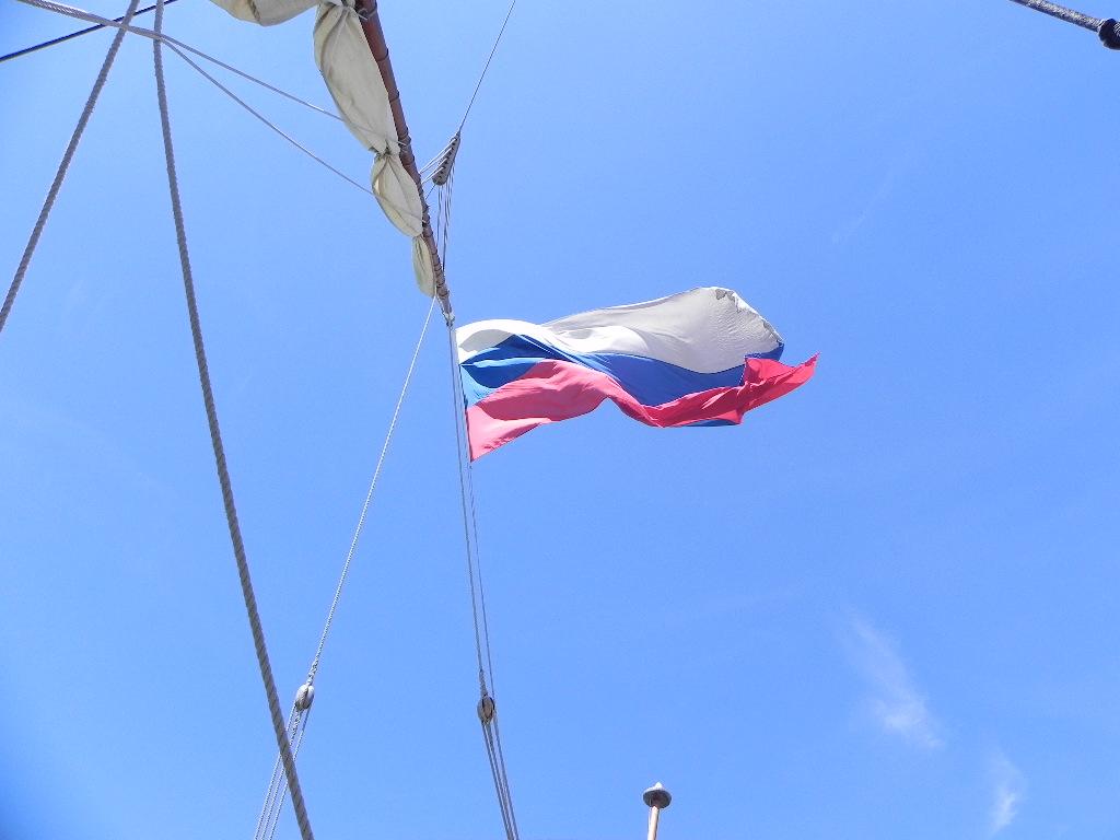 [ Marine à voile ] Frégate russe Shtandart 4894803512