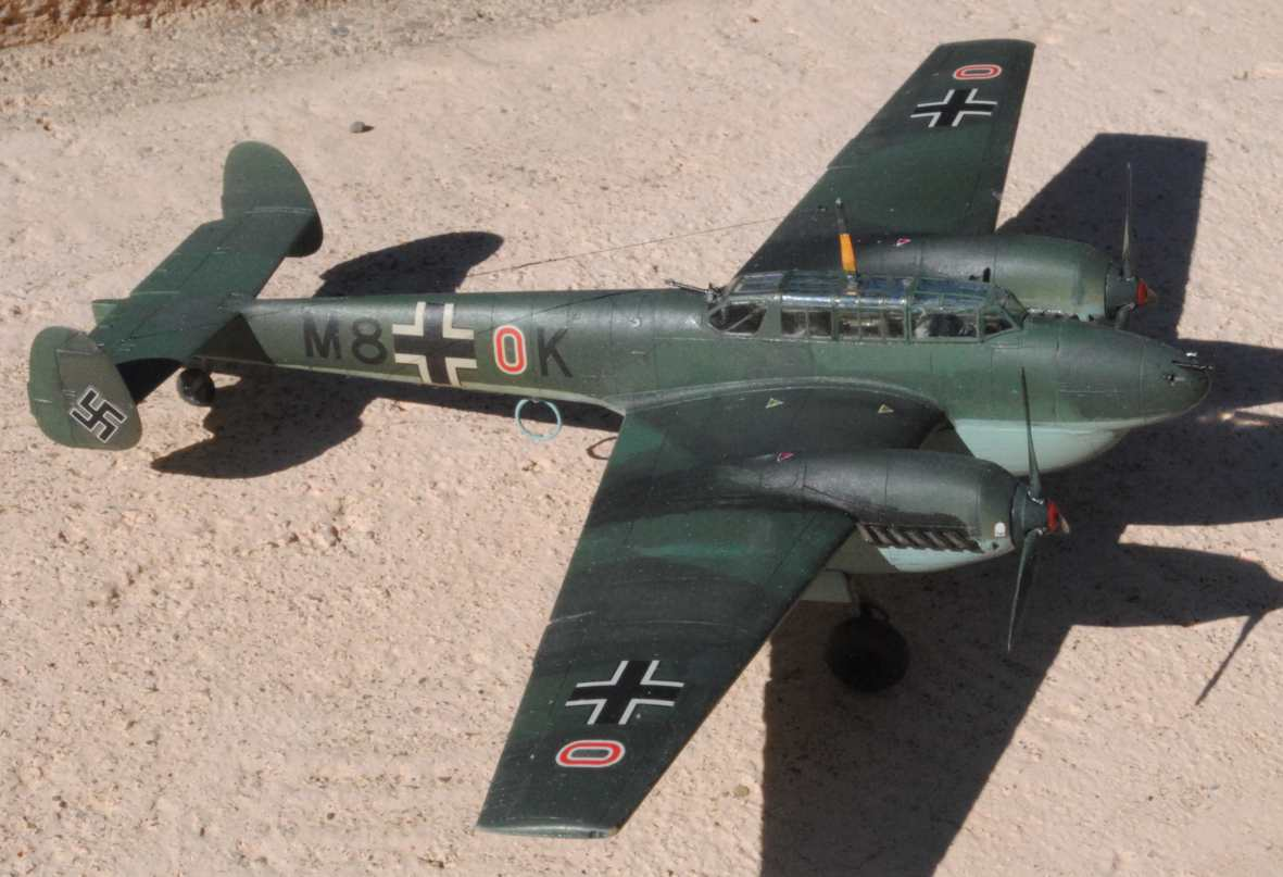 Bf 110 C D E 489669Bf110D
