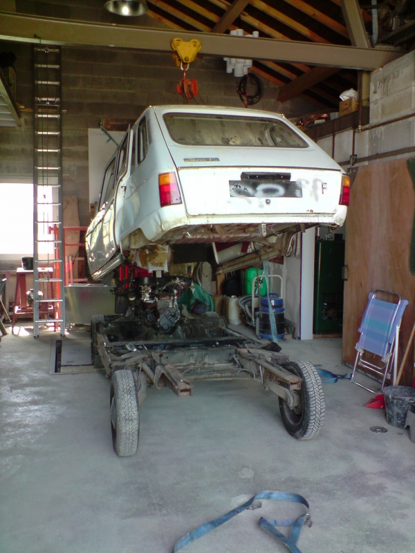 Ma restauration Renault Rodéo 6 490162P2405091128