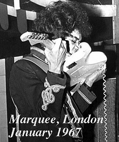 Londres (Marquee Club) : 24 janvier 1967  490246Marquee0167