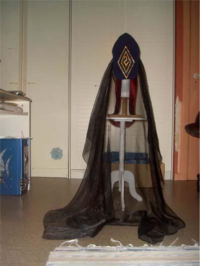 [Cosplay] Coiffe de diplmota/prêtresse Vulcaine (Star Trek) 4902602883