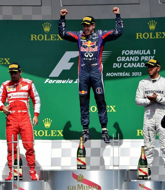 F1 GP du Canada 2013 : Victoire Sebastian Vettel 4909142013FernandoAlonsoSebastianVettelLewisHamilton