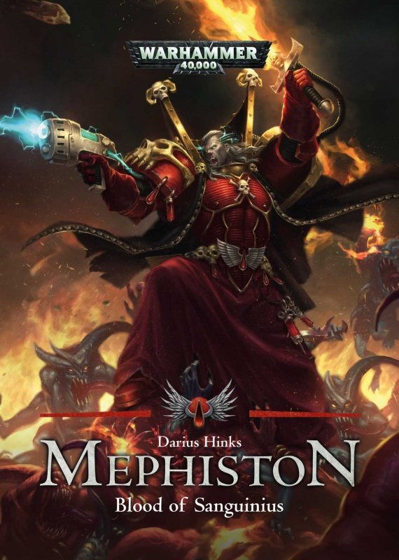 Mephiston : Héritier de Sanguinius de Darius Hinks 49234981KnrE14xNL