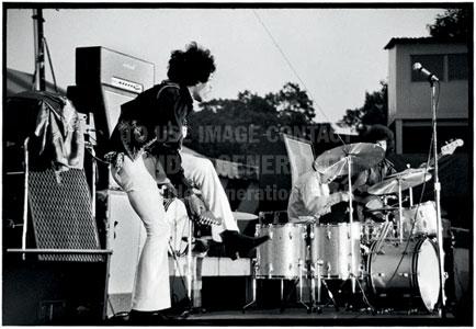 New York (Forest Hills Stadium) : 13-14-15-16 juillet 1967  492391ForestHIlls1