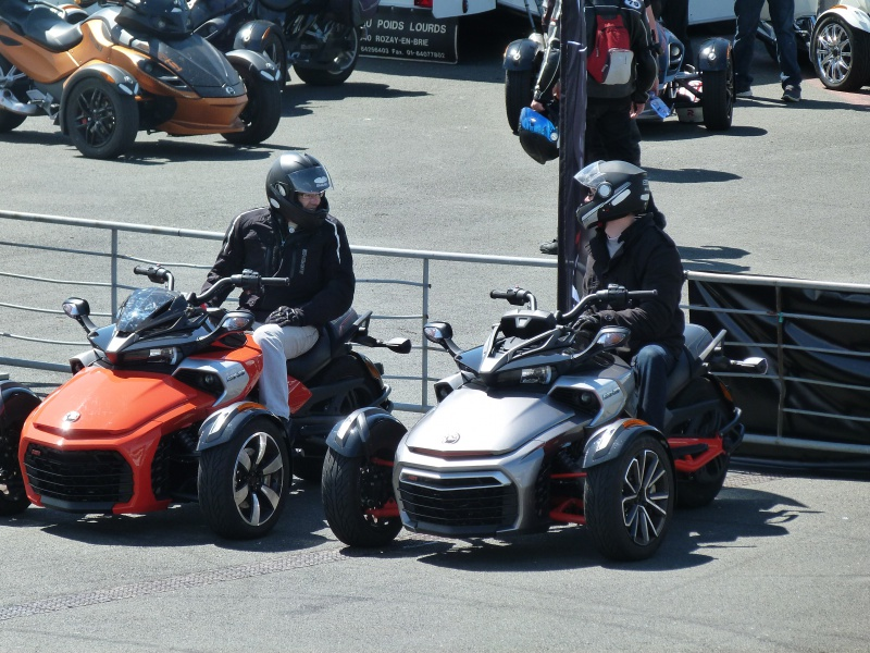CR & Photos : TSO 17/05/15 : Essai du Can Am SPYDER F3-S et du RT-Limited 492494P1170680