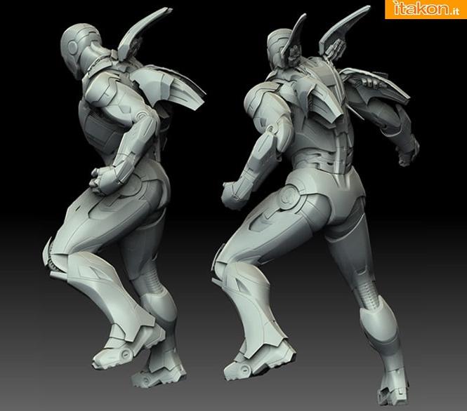 [XM Studios] Iron Man Mark VII - 1/4 scale 4927138305