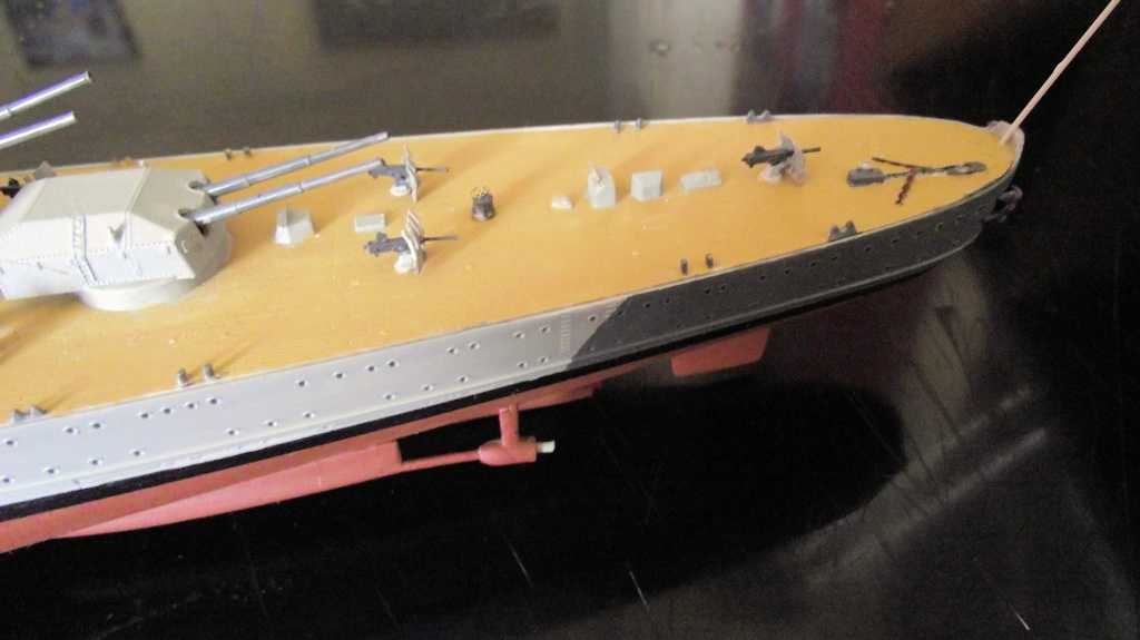 Prinz Eugen Trumpetter 1x350 avec PE Eduard 492715PrinzEugen1x35032