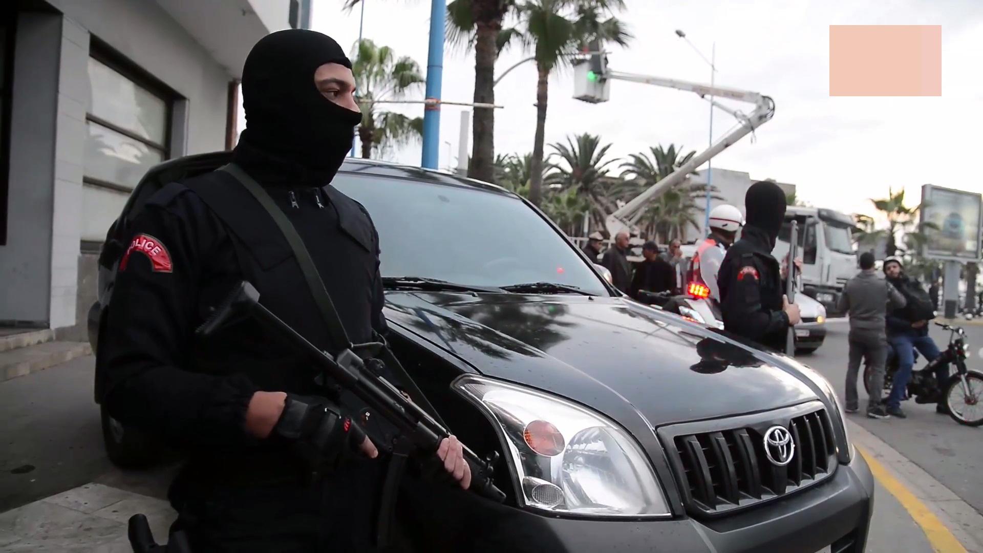 Moroccan Special Forces/Forces spéciales marocaines  :Videos et Photos : BCIJ, Gendarmerie Royale ,  - Page 9 4928331547