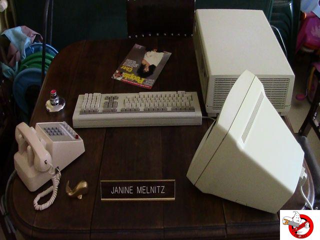 [EN COURS] Bureau de Janine Melnitz 49286111