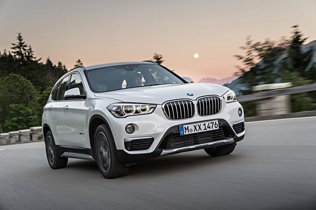 BMW Group réalise les meilleures ventes en février de son histoire 493735P90190660highResthenewbmwx1onlo