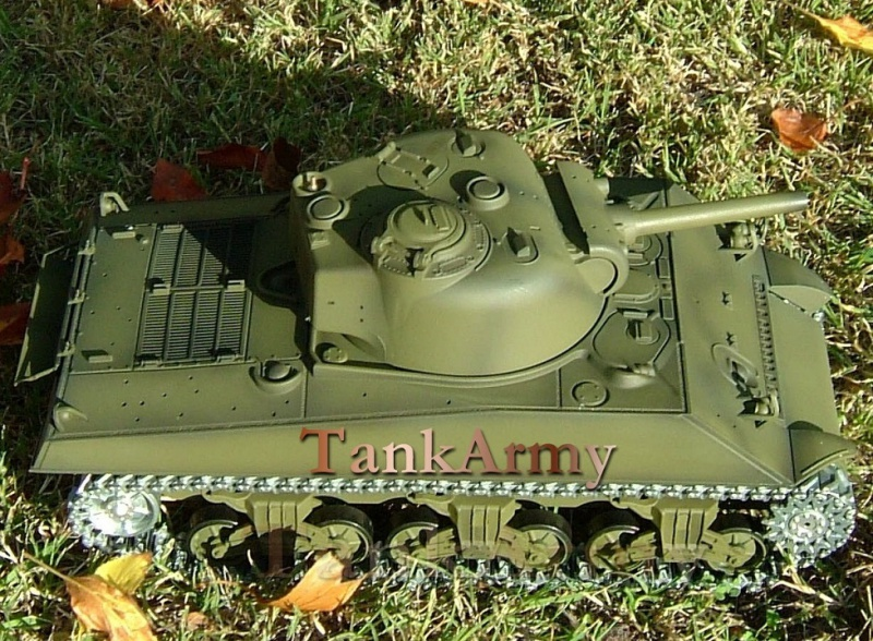 Sherman modifié M4A4 de la 1ère DB  493784henglongshermanrctankmetalupgraded1w