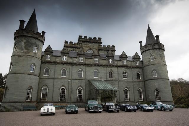 "Jaguar Lance Son Premier Rallye ""Mini Miglia"" En Écosse 494008JaguarMiniMiglia2015166"