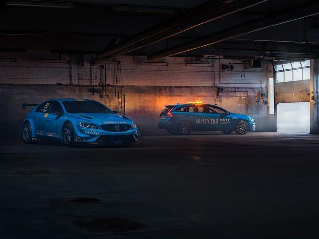 Volvo V60 Polestar : La Voiture De Sécurité La Plus Sure De L'histoire Du WTCC 494317188869VolvoV60PolestarSafetyCar