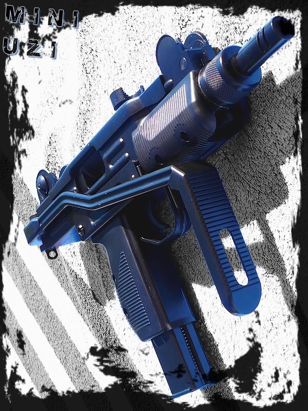 KorteX - Mes Armes 495016UZI3