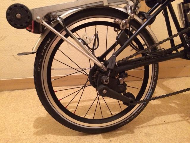 Jante et rayon : améliorer les roues du Brompton - Page 13 495191image3