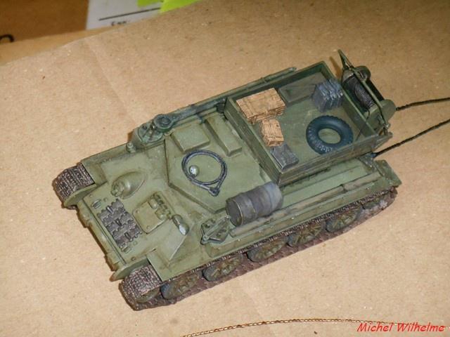 blindés russes suite  SU 122 495810DSCN9956Copier