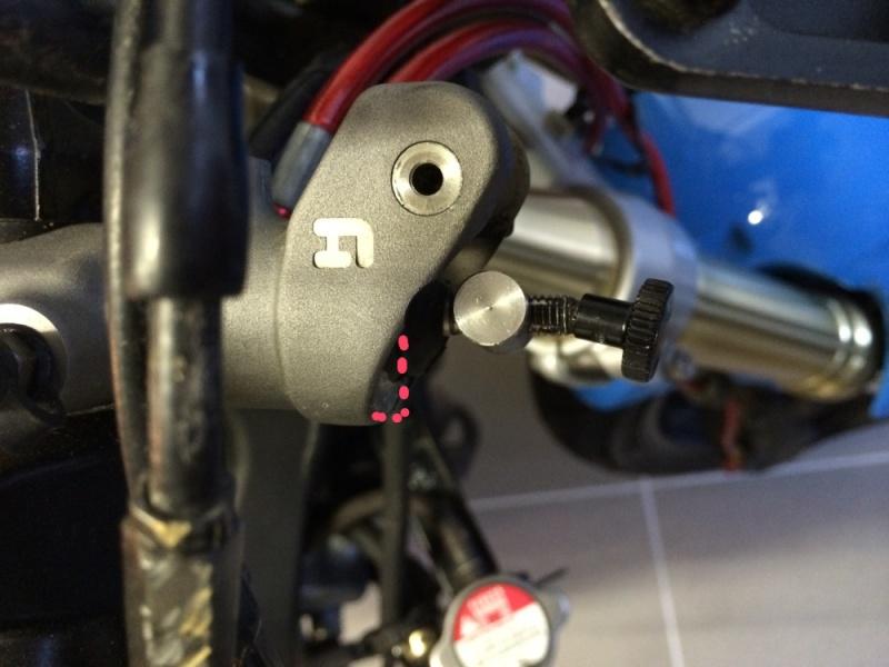 Levier frein accossato style brembo 496576photo59