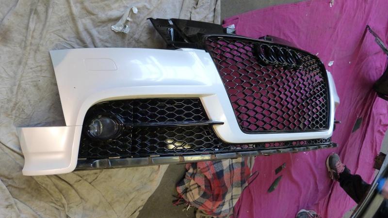 Audi TT S-Line Gris Nardo  - Page 9 496811070