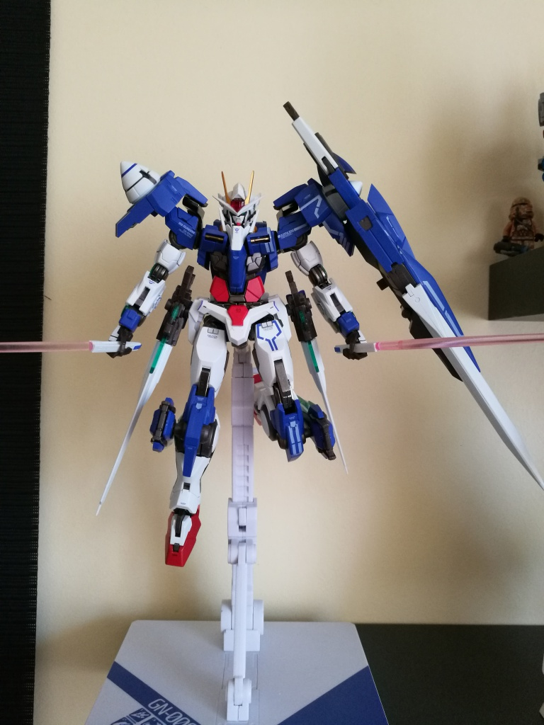 [REVIEW] Gundam 00 Seven Sword Metal Build MC Club..entre larmes,decadence et F5. 497170IMG20161030153151