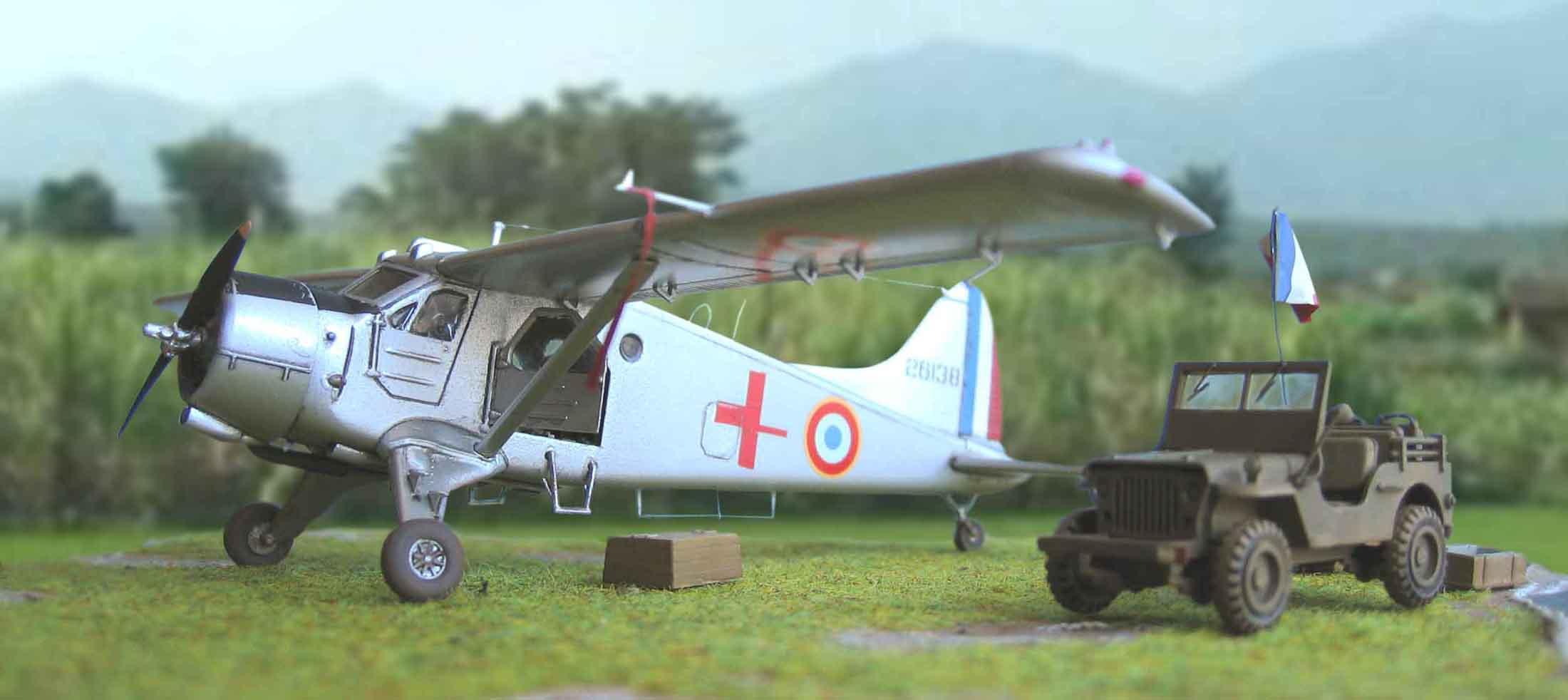 [Airfix] De Havilland Beaver 498660Beaver24