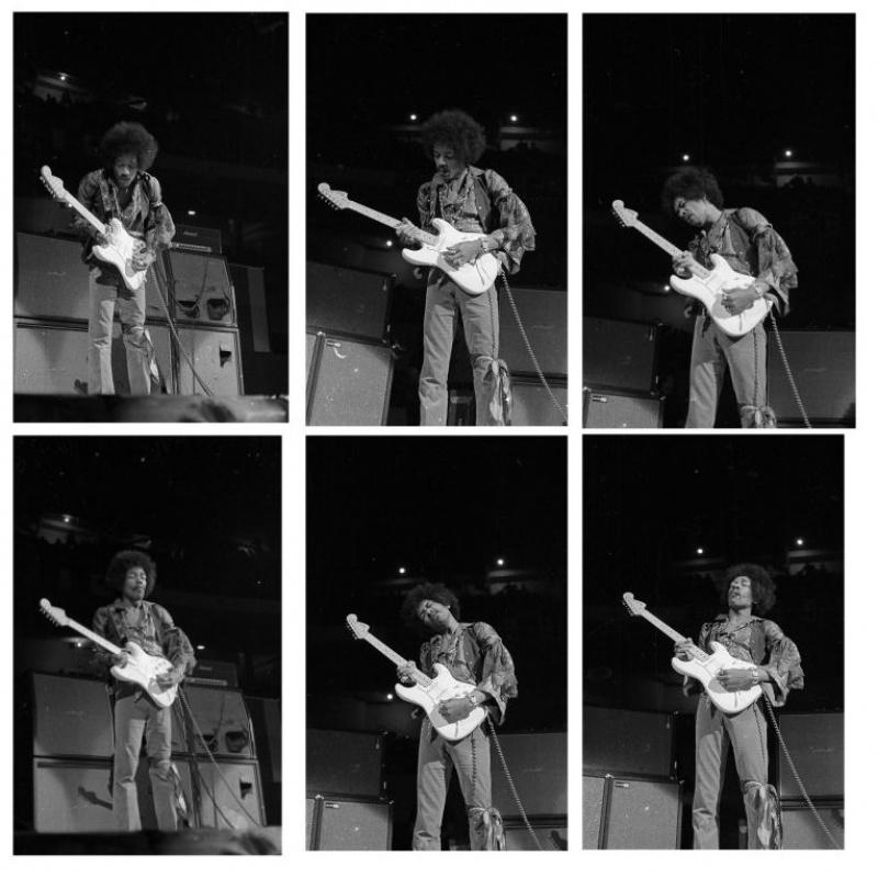 Boston - (Boston Garden) : 16 Novembre 1968  498914Image4