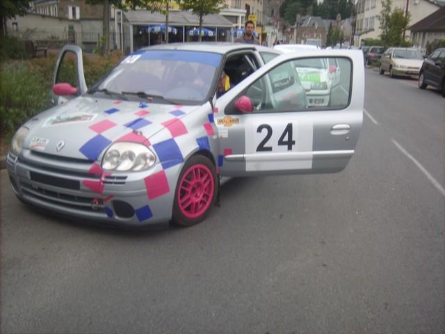31è Rallye Tessy sur Vire Gouvets 2012 (vérifications techniques)  499564Sep01813