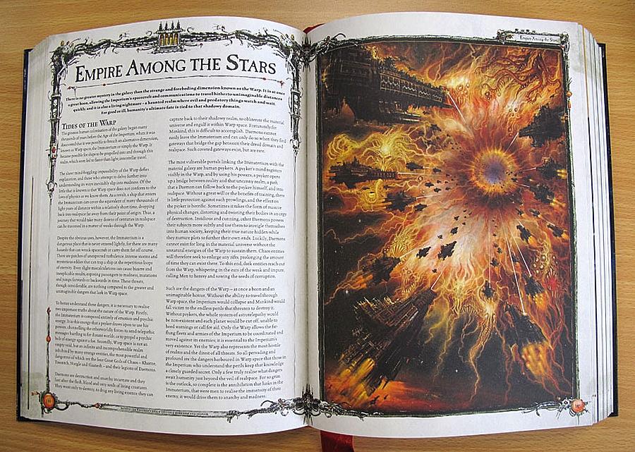 Le Livre de Règles de Warhammer 40,000 - V6 (en précommande) - Sujet locké 499615w40kimages2