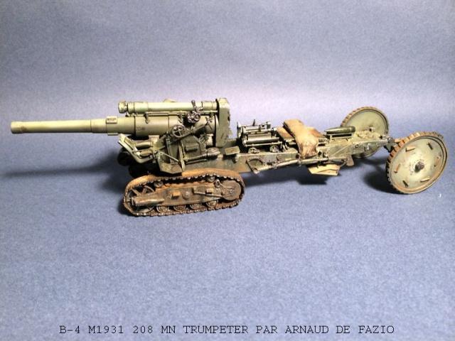 un B-4 M1931 203 mn (le marteau de Staline trumpeter 1/35 - Page 2 499634B42014