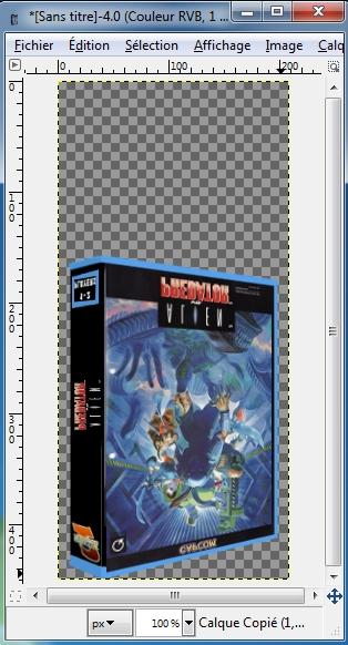 [Tutorial] Création d'icones 3D pour la Neo Geo X 499689Capture18