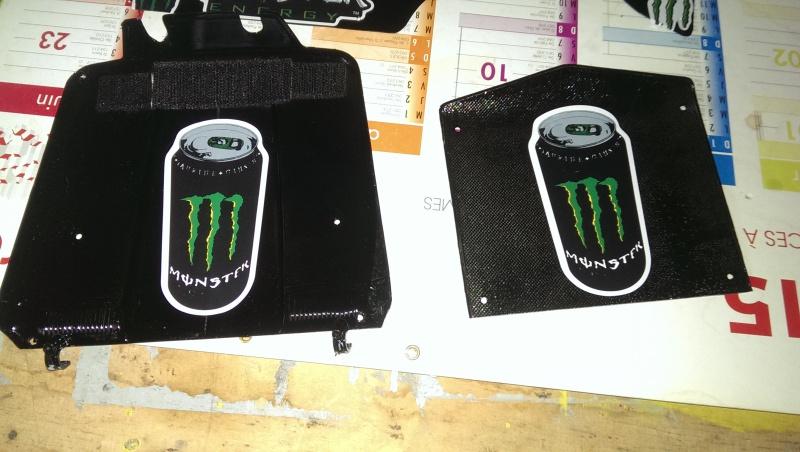 Le WRAITH Monster Energy de TAZ13 - Page 2 499760IMAG1750