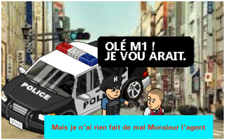 Mes Pixel Art de soldats, policiers et infirmiers dans de beaux décors ! 5003201495901426521