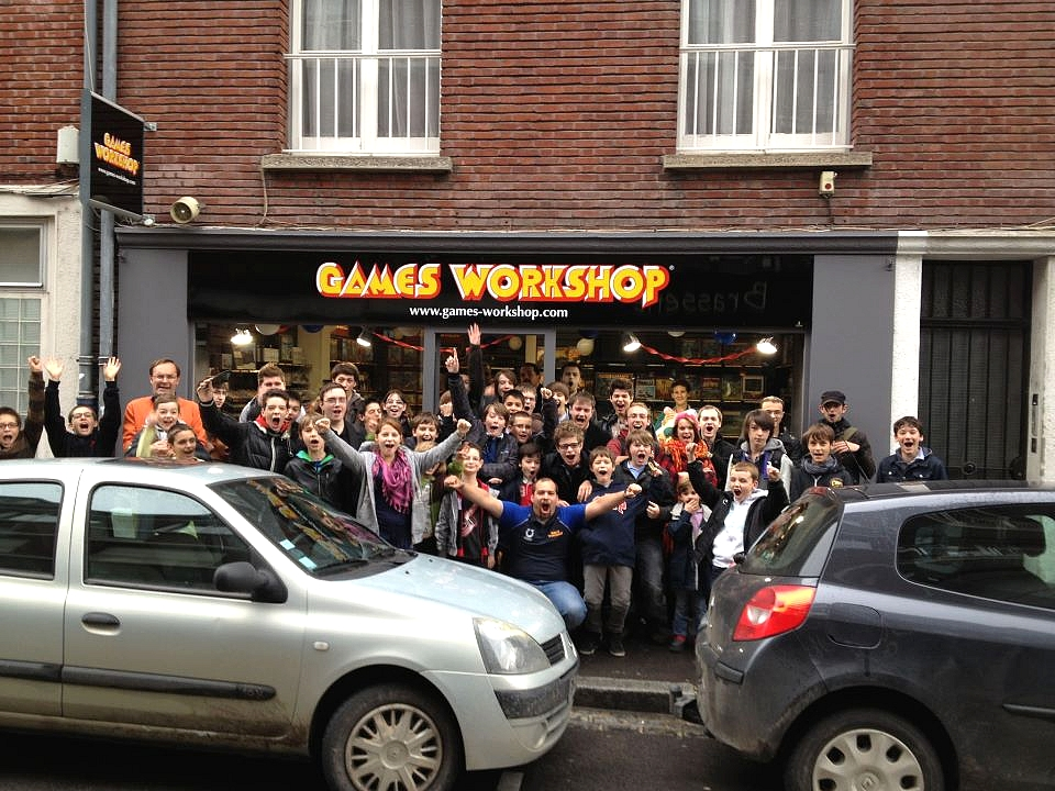Les Centres Hobby Games Workshop en France et à travers le monde 501339CHGWAmiens