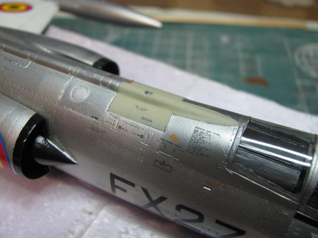 DUO: F-104N (NASA) + F-104G (BAF) Hazegawa 1/48  - Page 2 501346IMG7183