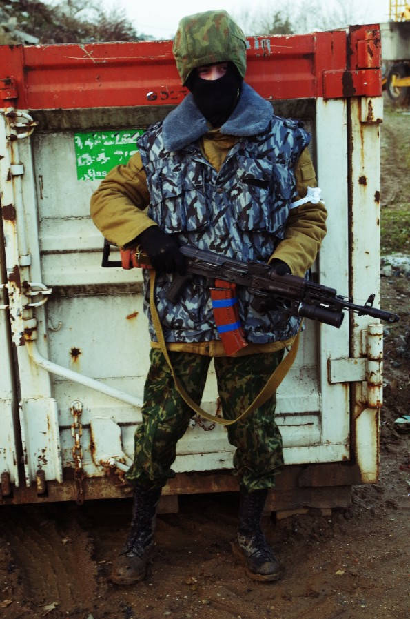 Soldat du MVD, 1st Chechnya conflict 50143820131222192137