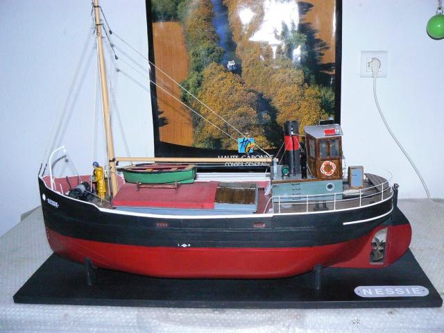 "Puffer de la Clyde "" Nessie""  501716P1160330"